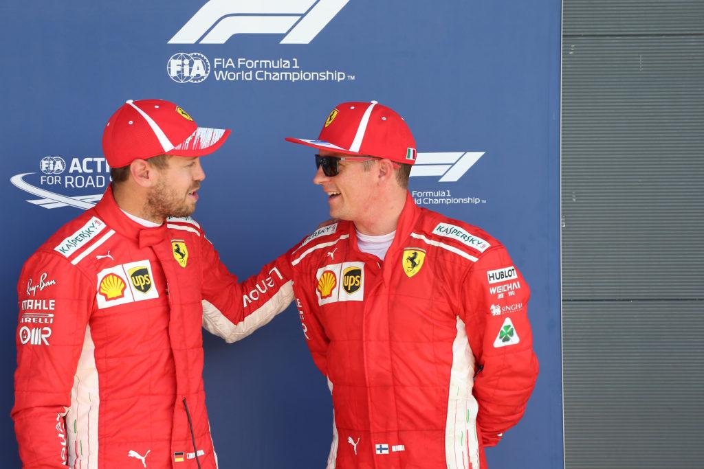 F1 Gran Premio di Gran Bretagna | Ferrari seconda e terza nelle qualifiche di Silverstone