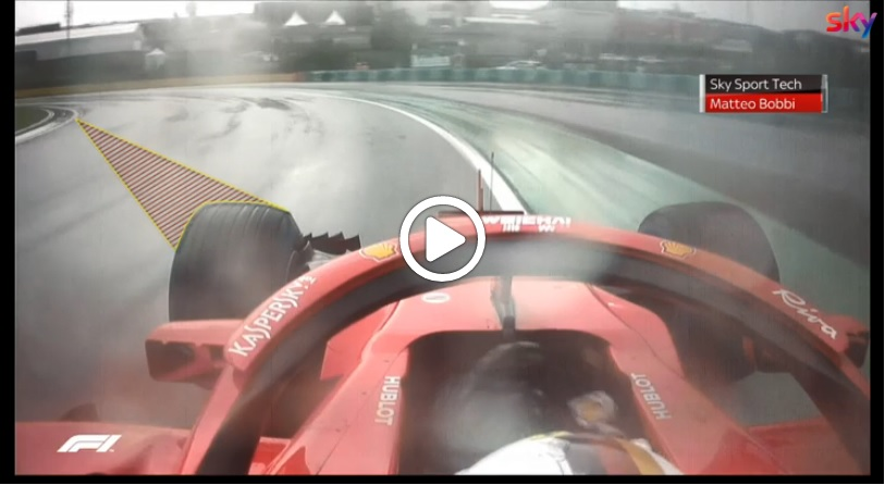 F1 | GP Ungheria, traiettorie completamente differenti per Hamilton e Vettel nell'ultimo tentativo della Q3 [VIDEO]