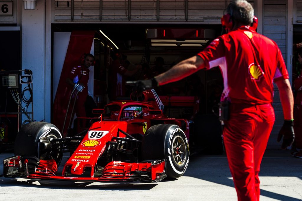 F1: test Budapest, Russell il migliore