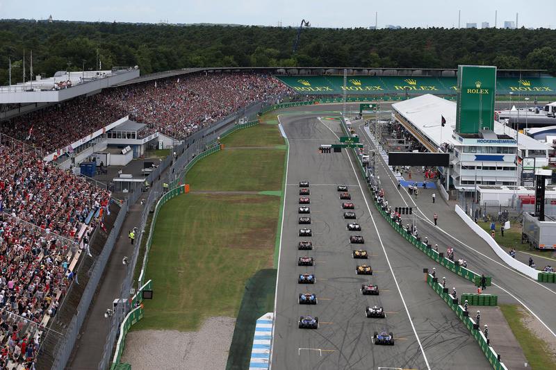 Gran Premio di Germania 2018: anteprima e orari del weekend