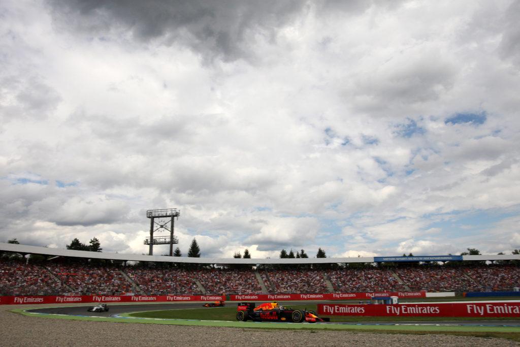 F1 | Tripla zona DRS per il Gran Premio di Germania