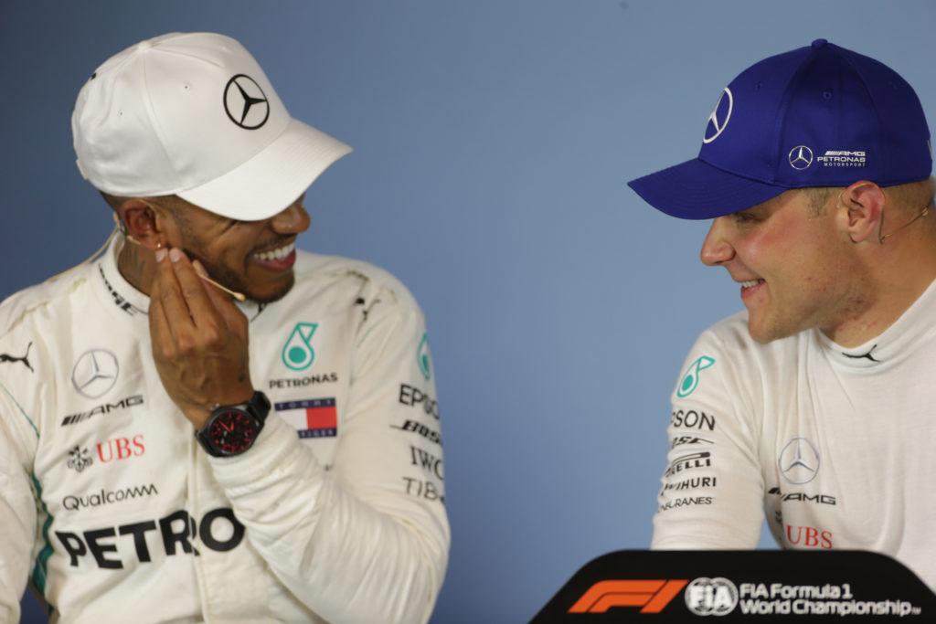 Lewis Hamilton e Mercedes insieme fino al 2020