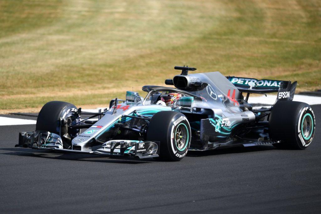 F1, GP Silverstone 2018, Vettel: