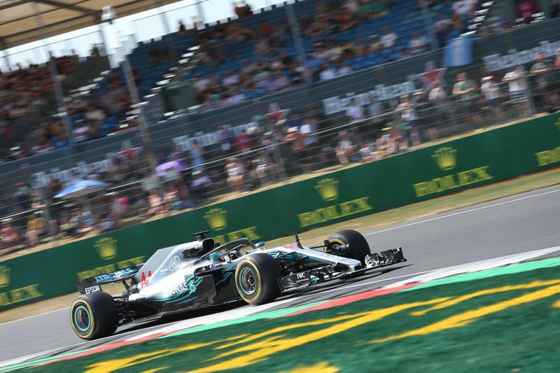 F1 GP Gran Bretagna, Prove Libere 3: Hamilton al vertice, Raikkonen vicinissimo