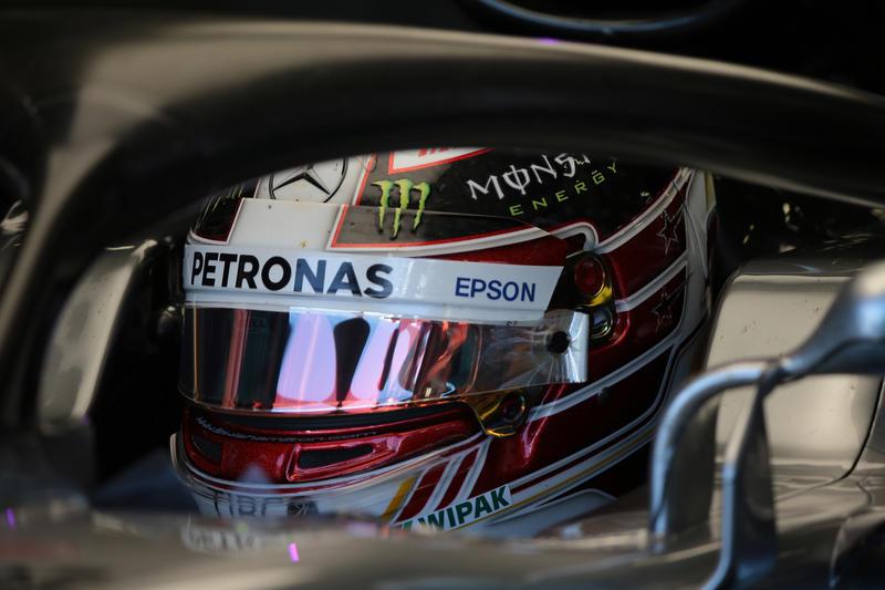 """F1   Hamilton: """"La pista non è mai stata così veloce"""""""