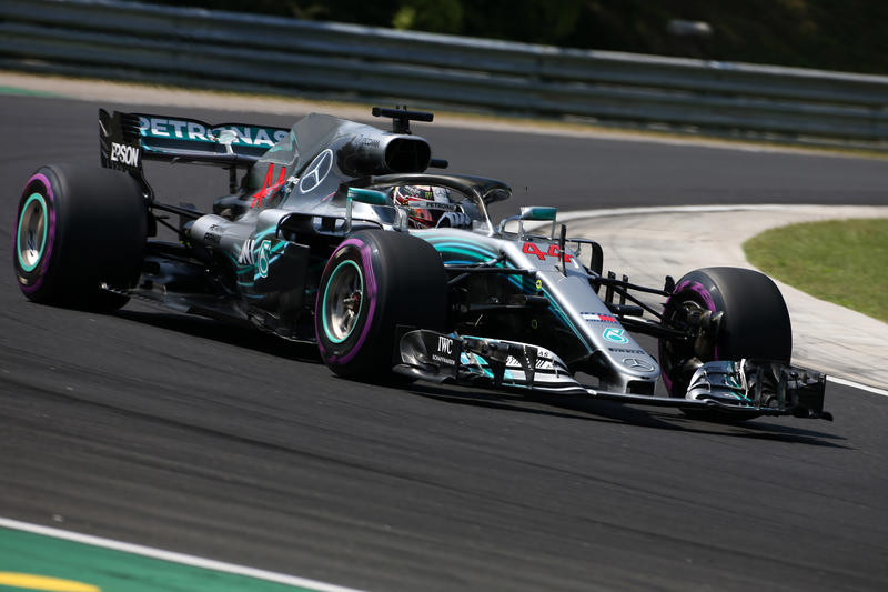 F1 GP Ungheria: Hamilton domina, Vettel e Raikkonen insieme sul podio