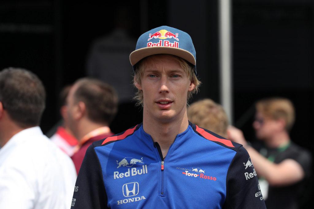 """F1   Toro Rosso, Hartley: """"Felice per com'è andata oggi"""""""