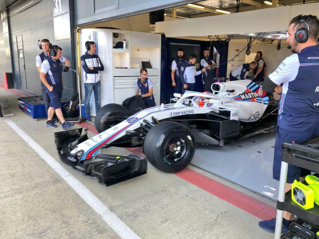 F1 | Test Pirelli: Kubica, Grosjean e Buemi impegnati a Silverstone con le gomme sperimentali per il 2019