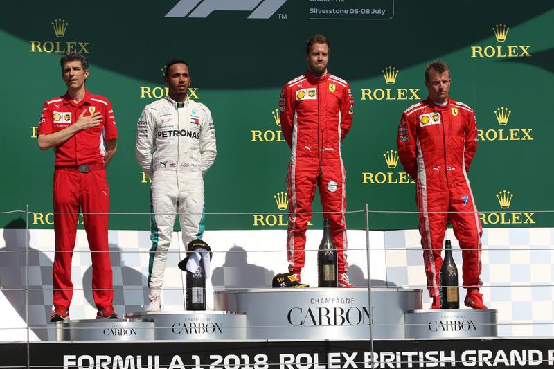 F1 | Pagelle GP Gran Bretagna – Vettel dà lezioni, Hamilton perde l'occasione di fare bella figura, Kimi professionista e vero signore