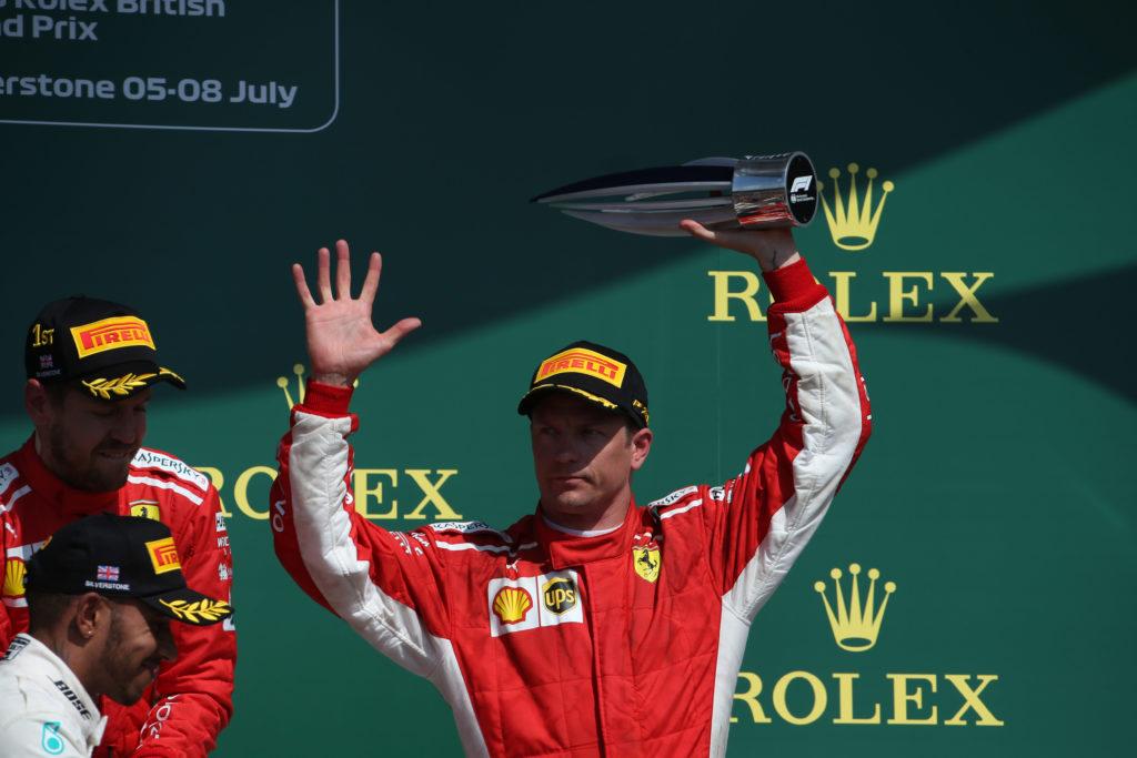 F1 | Raikkonen: ritorno alla Sauber?