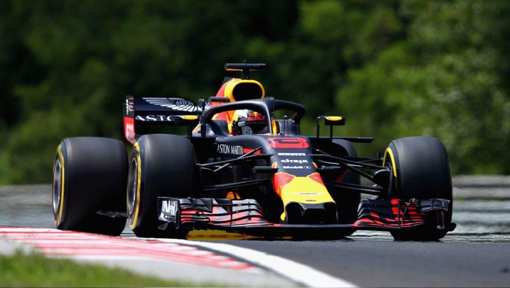 F1 GP Ungheria, Prove Libere 1: Ricciardo al comando, Vettel lo tallona