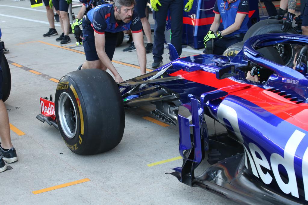 F1 | Toro Rosso: indagini dopo l'incidente di Hartley