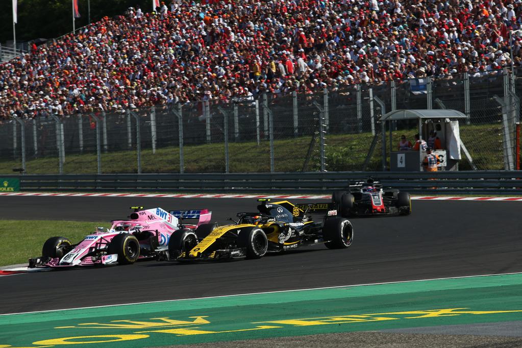 F1 | Tre team contrastano la vendita di Force India
