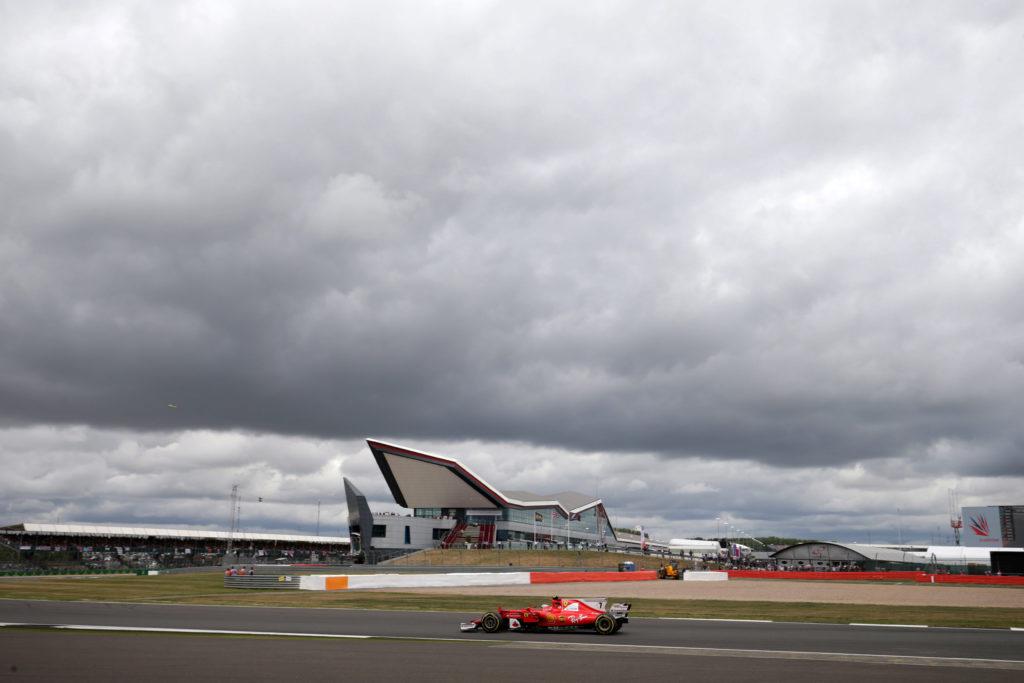 F1 Gran Bretagna, Vettel: