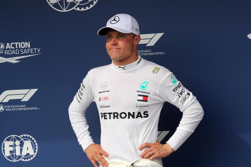 """F1   Bottas: """"Stava andando tutto bene fino a quando Vettel non mi ha superato"""""""