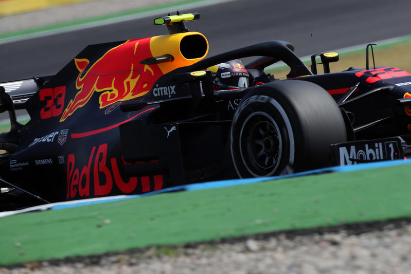 F1 GP Germania, Prove Libere 2: Red Bull ancora al top, questa volta con Verstappen