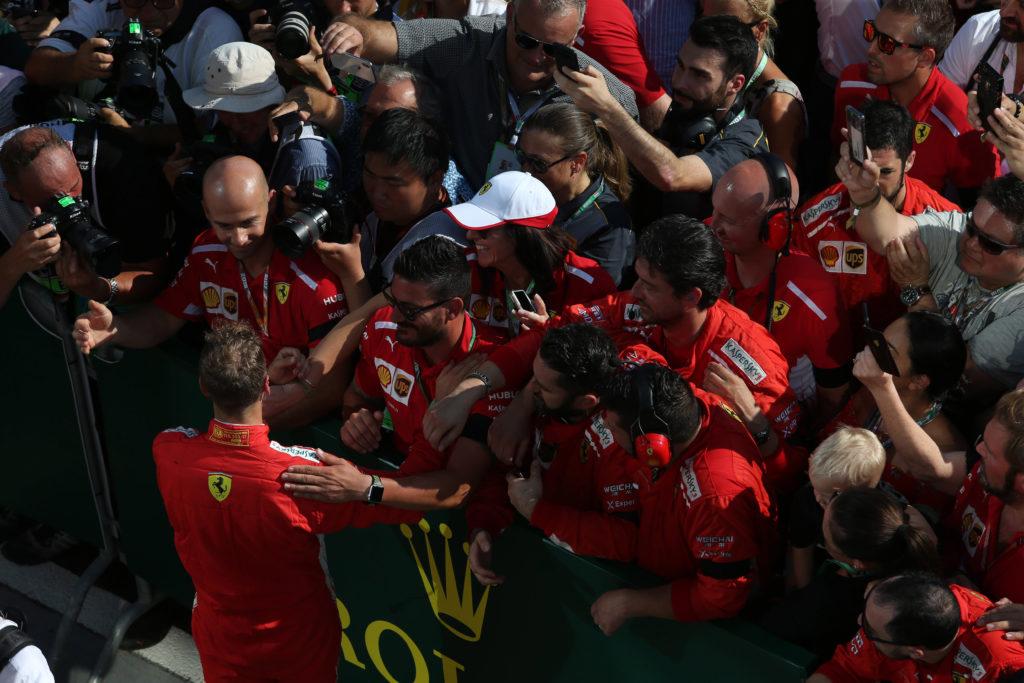 F1 Gran Premio d'Ungheria | Orgoglio e spettacolo per la Scuderia Ferrari a Budapest