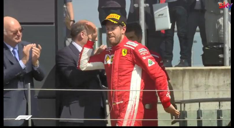 F1 | GP Gran Bretagna, Vettel e la Ferrari spezzano la magia di Silverstone, ma la Mercedes non ci sta [VIDEO]