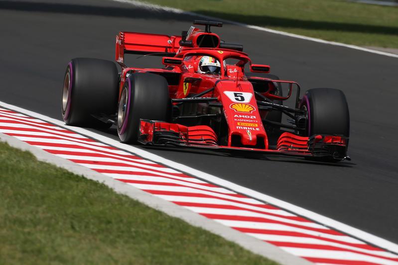 F1 GP Ungheria, Prove Libere 3: Vettel vola, Bottas lo marca stretto