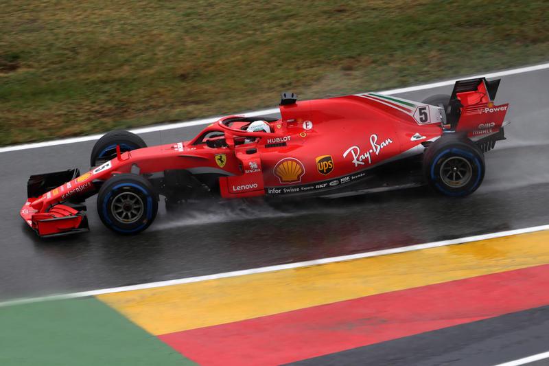 F1 GP Germania, Qualifiche: Vettel in pole nella gara di casa, Hamilton fuori in Q1