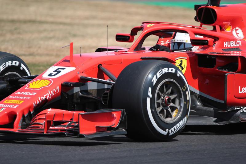 F1 GP Gran Bretagna: Vettel scippa la corona a Hamilton nel GP di casa