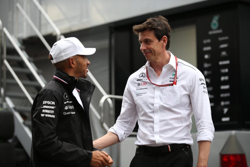 F1   Wolff vuole Hamilton oltre il 2020