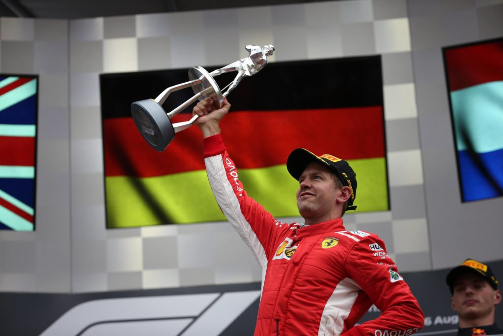 F1 | GP Belgio – La Ferrari ribalta le gerarchie, e guai a dubitare ancora del condottiero Vettel