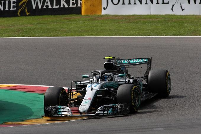 F1 | GP del Belgio: Reprimenda per Bottas per aver ostacolato Vandoorne in FP3