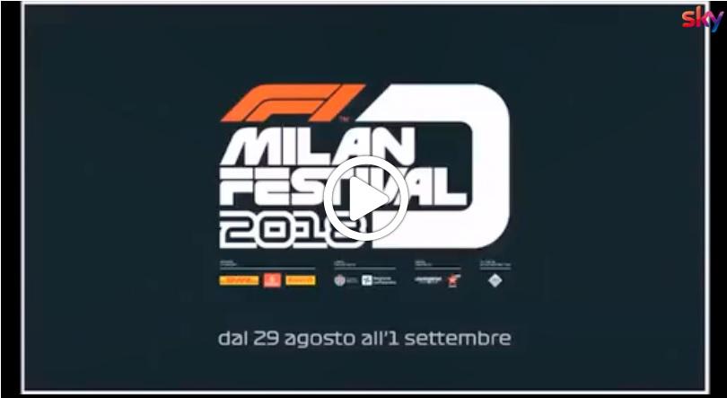 F1 Milan Fan Festival 2018 | Ecco la diretta dell'evento [VIDEO]