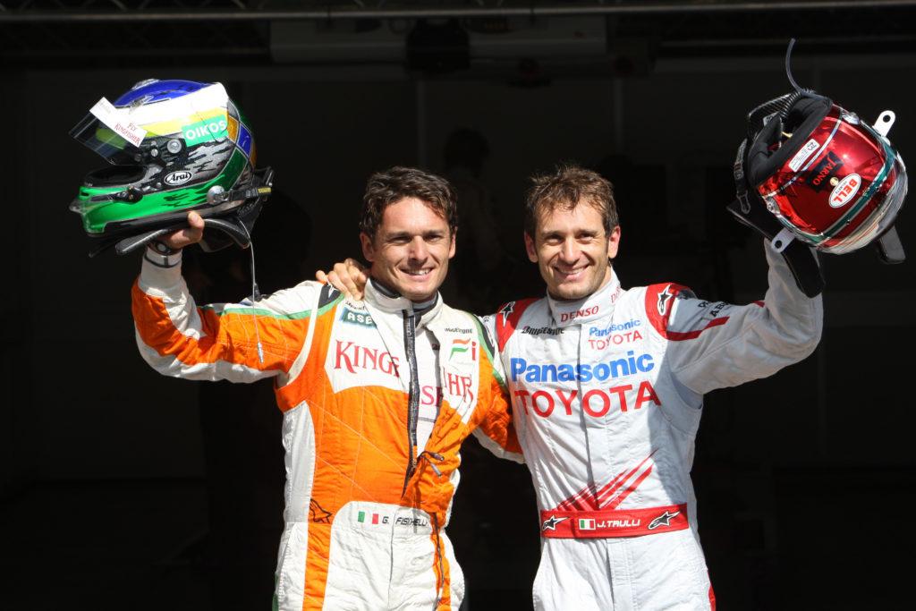 F1 | GP Belgio 2009, a Spa una prima fila tutta italiana