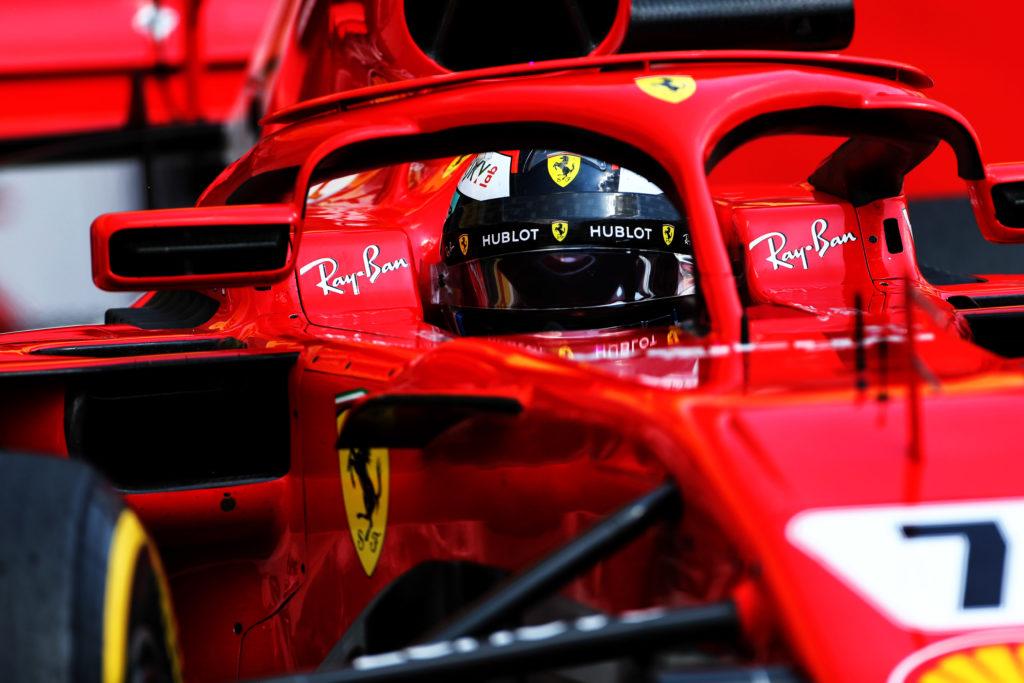 """F1   Ferrari, Raikkonen analizza la pista di Spa: """"L'Eau Rouge è la curva con la forza G verticale più elevata"""""""
