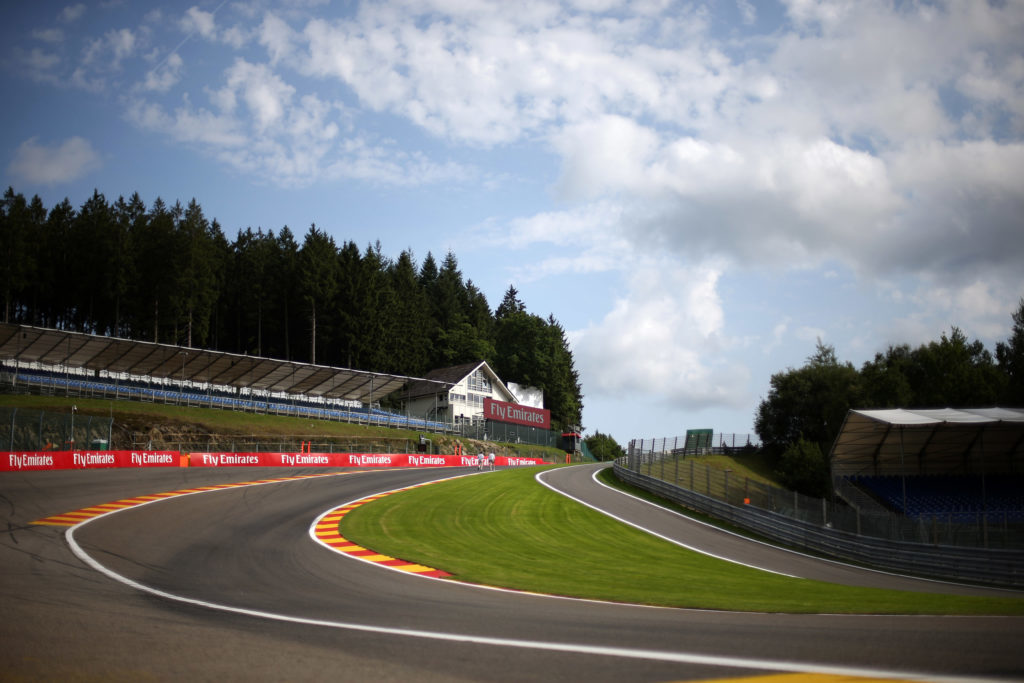 F1 | Confermate le zone DRS per il Gran Premio del Belgio