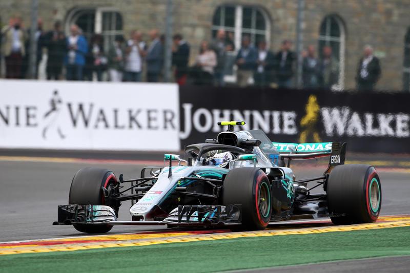 """F1   Bottas: """"Per me l'importante è concentrarsi sulla gara"""""""