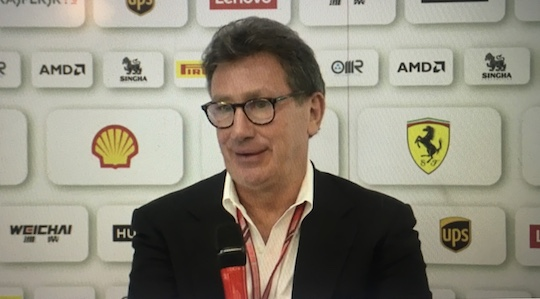 GP di Italia: la prima uscita a Monza di Louis Camilleri