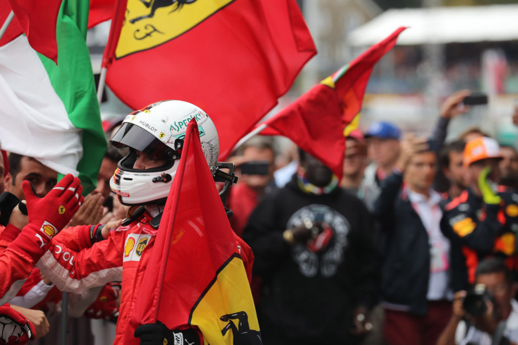 F1 Gran Premio del Belgio | Ferrari mette la quinta