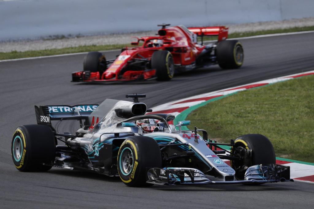 F1 | Classifiche a confronto: Vettel con 31 punti in meno rispetto al 2017, Hamilton in perfetta parità