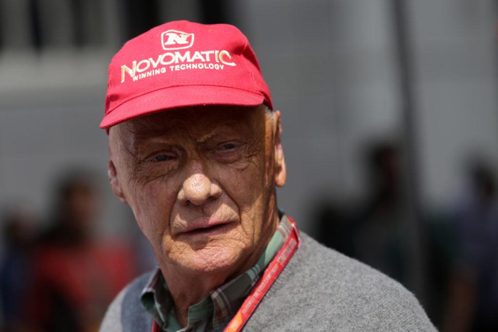F1   Aggiornamento sulle condizioni di Lauda: piccola ricaduta nel weekend, poi torna il sereno