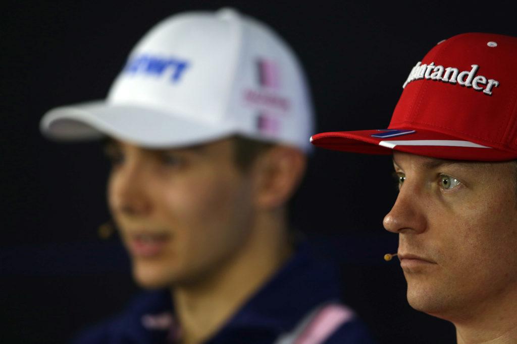 F1 | El punto en el mercado de los conductores: Raikkonen cerca de la renovación con Ferrari, Ocon en la órbita McLaren