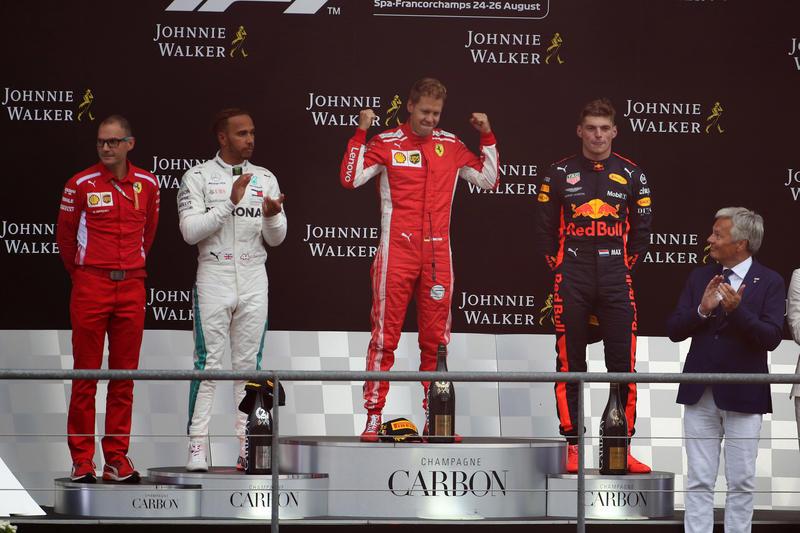 F1 | Pagelle GP Belgio – Dopo la pioggia… c'è sempre il sole! Vettel SPAziale vince al primo giro