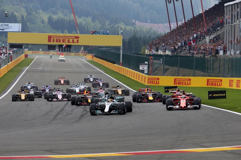 Gran Premio del Belgio 2018: anteprima e orari del weekend