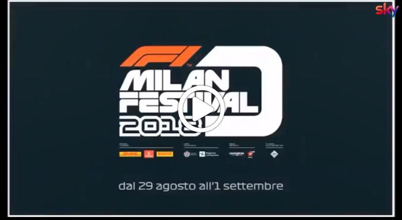 F1 Milan Fan Festival 2018 | Tutti gli appuntamenti dell'evento show di domani alla Darsena [VIDEO]