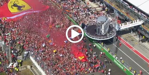 F1 | Ferrari e Alfa Romeo Sauber scaldano i motori: mercoledì appuntamento in Darsena [VIDEO]