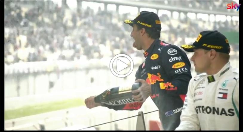 Formula 1 | Ricciardo smuove il mercato in vista del 2019: attenzione a McLaren e Toro Rosso [VIDEO]