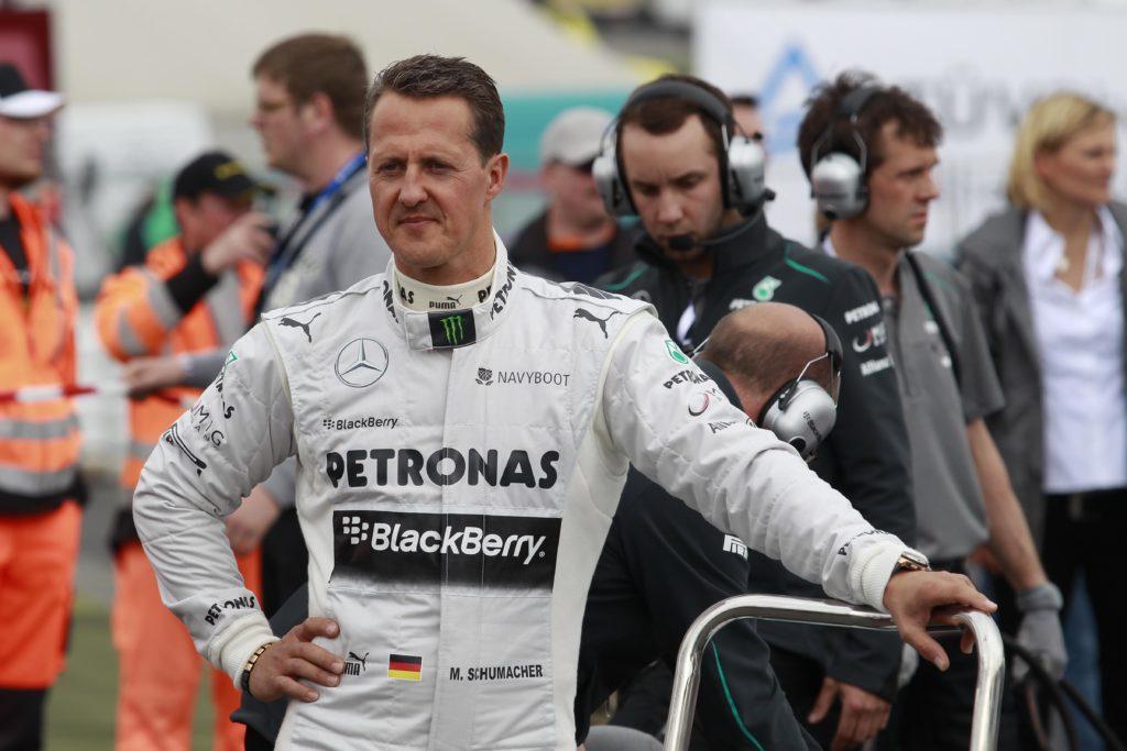 F1   Schumacher: smentito trasferimento a Mallorca