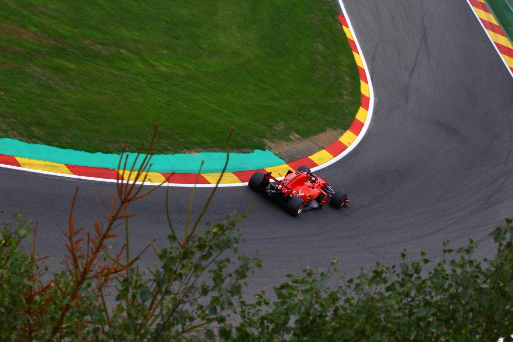 F1 Gran Premio del Belgio | Ferrari, concluso il venerdì di Spa