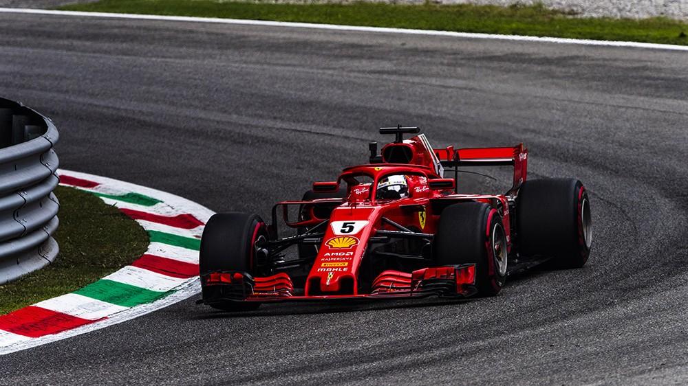 F1 Gran Premio d'Italia | Ferrari prima e seconda nel venerdì di Monza