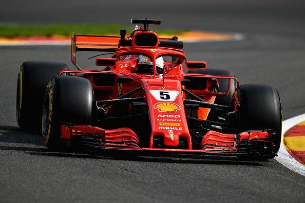 F1 GP Belgio, Prove Libere 1: Vettel riapre la stagione davanti a Verstappen