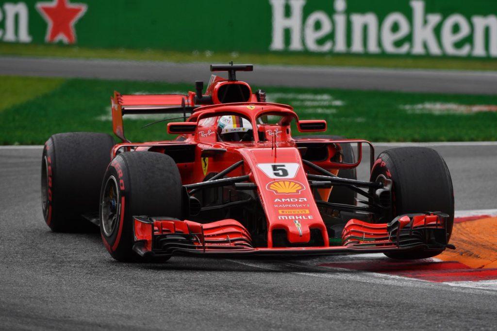 F1 GP Italia, Prove Libere 2: Ferrari davanti con Vettel e Raikkonen