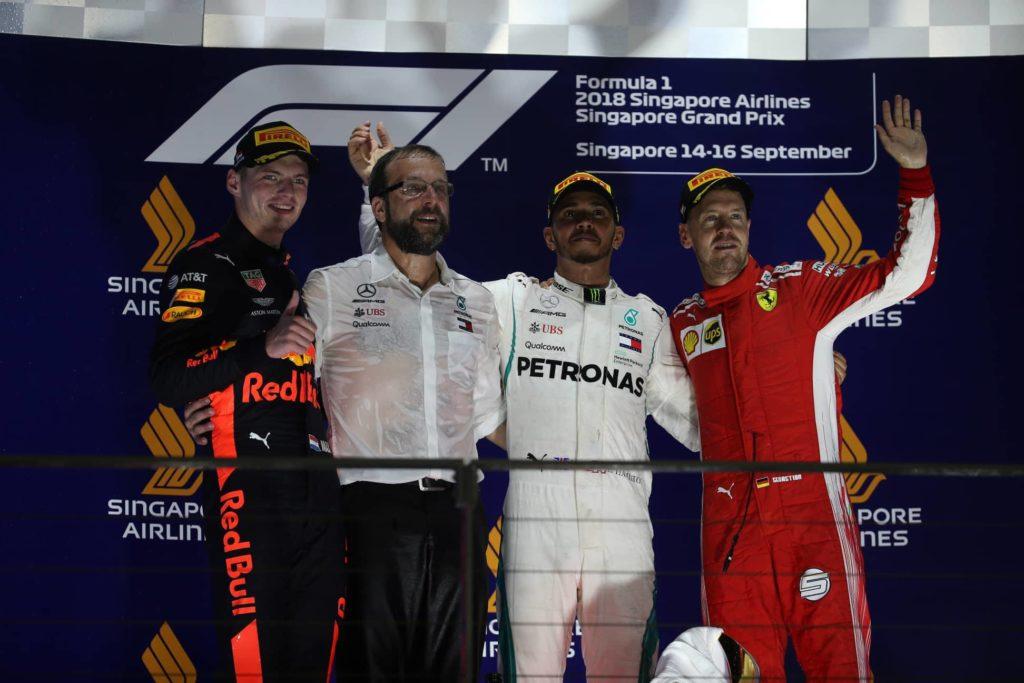 F1 | Pagelle GP Singapore – Hamilton più veloce anche della noia, Verstappen solido, la Ferrari non c'è