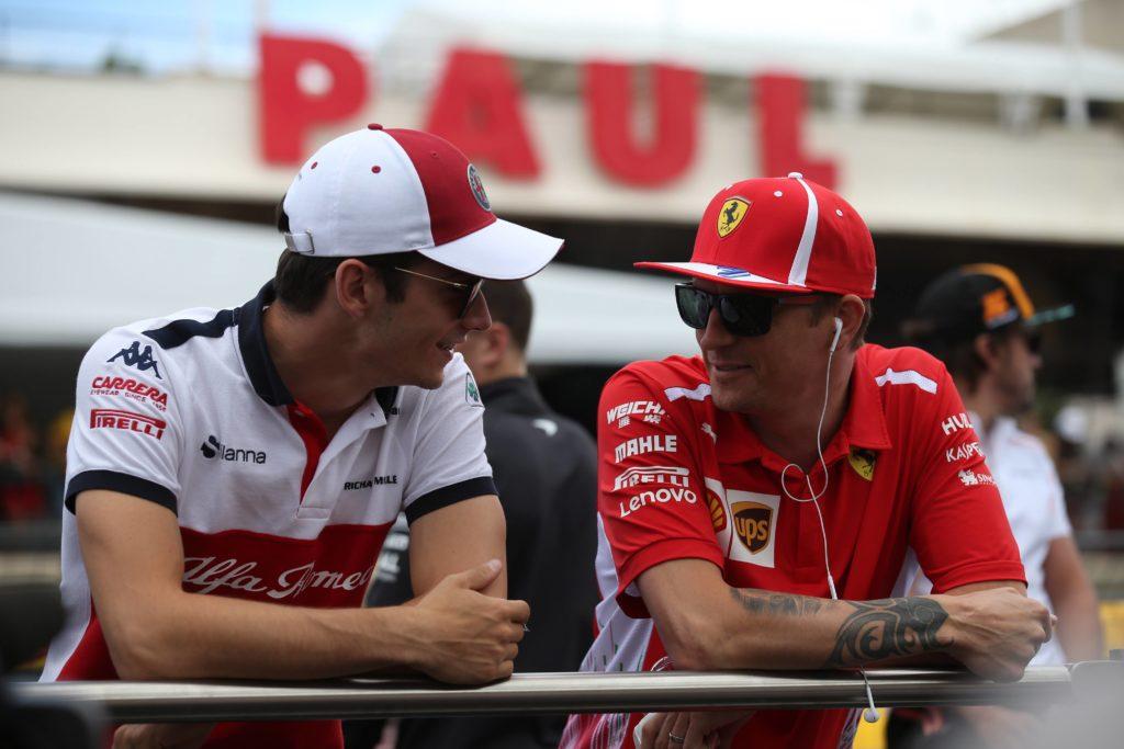 F1   Raikkonen-Leclerc: e se lo scambio di sedili convenisse farlo negli ultimi GP del 2018?